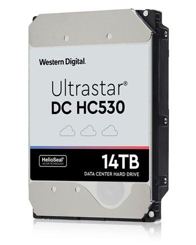 西数发布Ultrastar DC HC530机械硬盘新品 容量14TB