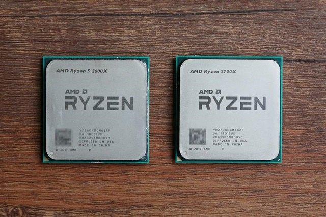 秒懂AMD Ryzen二代性能排名  2018年4月最新版CPU天梯图